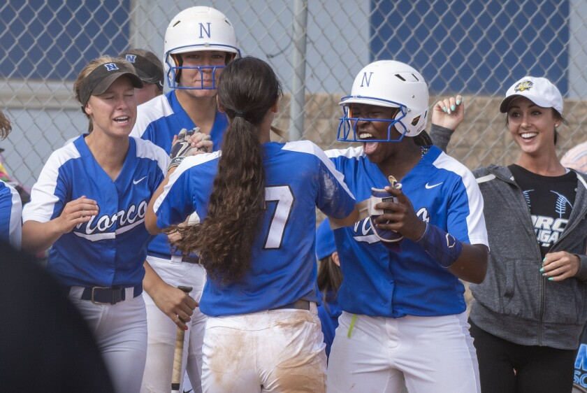 Photo Gallery: Huntington Beach vs. Norco in softball