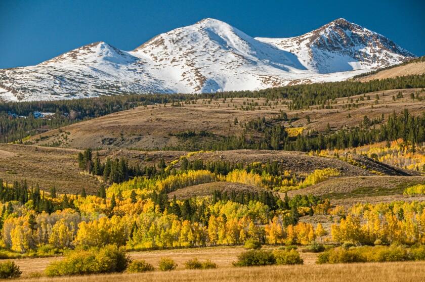 Fall in the High Sierra.