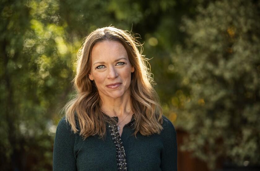 YouTube executive Kelly Merryman.