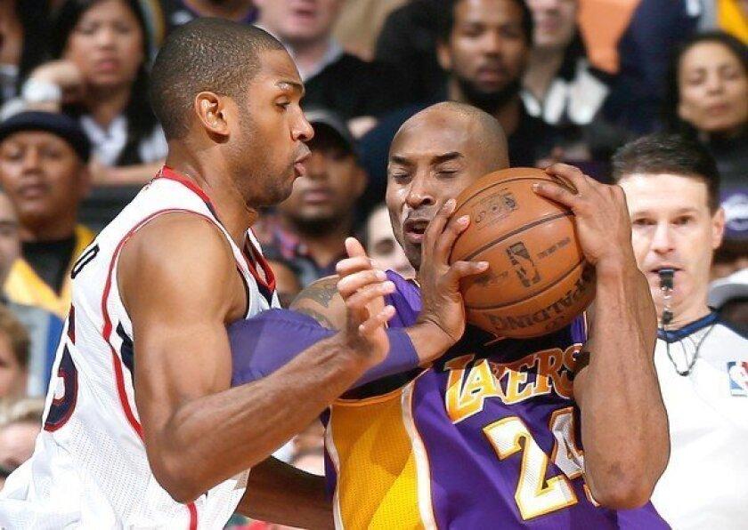 Kobe Bryant, Pau Gasol and Steve Nash listed on NBA All-Star ballot