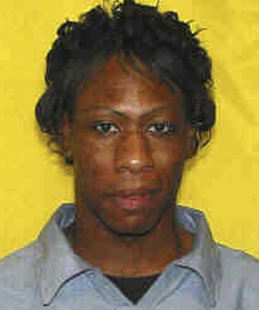 FILE-This undated file photo provided by the Ohio Department of Rehabilitation and Corrections shows Antione Lee. Lee, a transgender prison inmate in Ohio wants a federal judge to order the state to allow her hormone treatments to continue permanently. The inmate says she suffered a medical setback