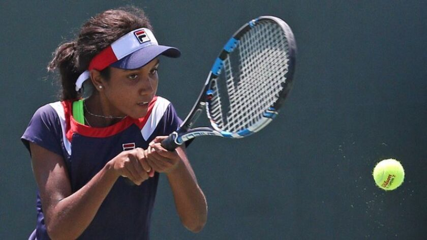 Angelica Blake wins USTA girls 16s title.