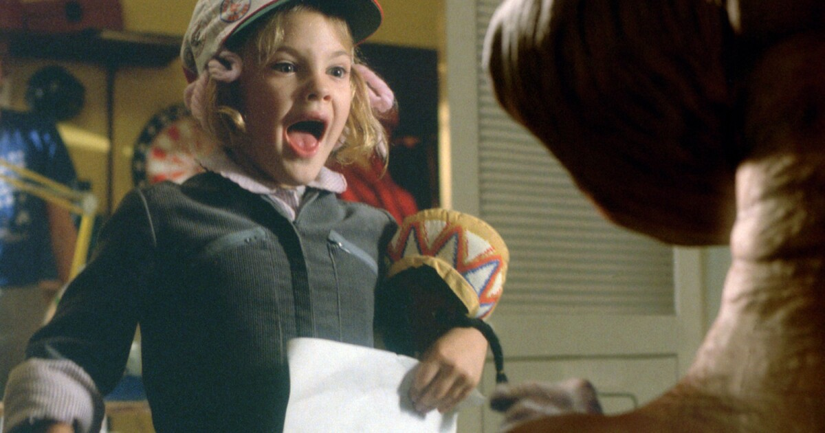 Movies on TV this week: 'E.T. the Extra-Terrestrial' and more ...