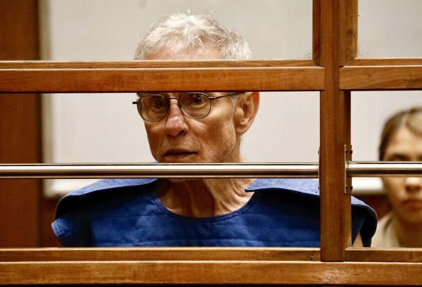 Ed Buck arraignment