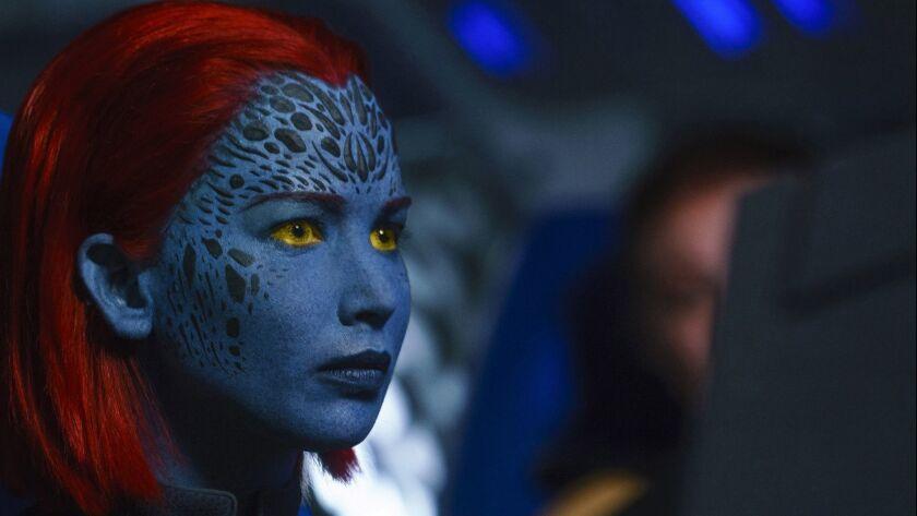 DF-04714_R2 - Jennifer Lawrence stars as Raven/Mystique in Twentieth Century Fox's DARK PHOENIX. P