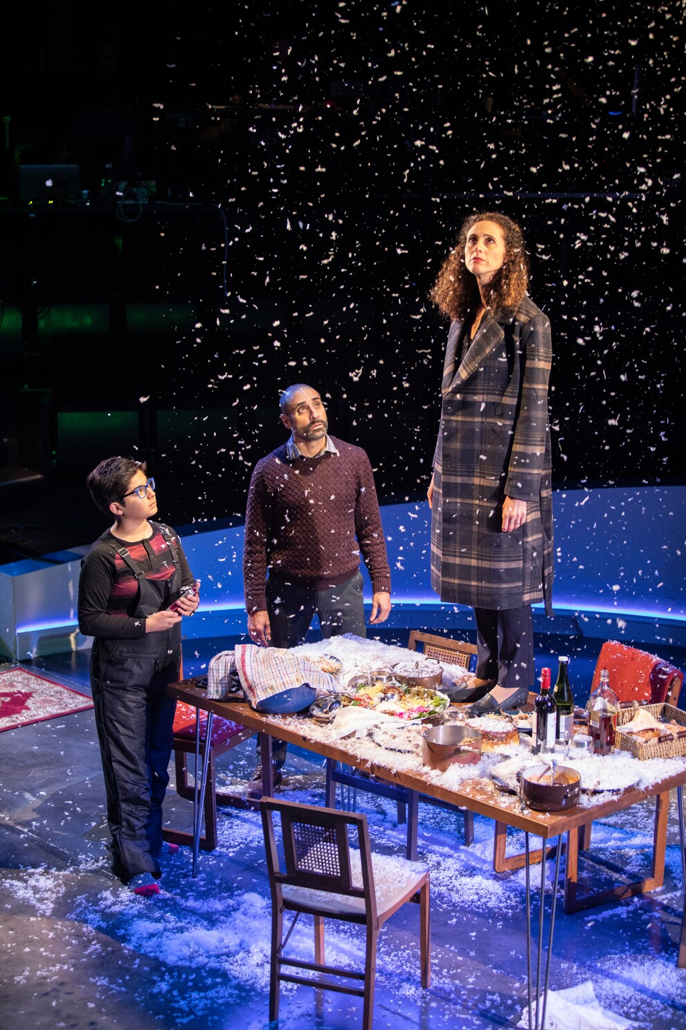 Curtain call: Old Globe's 'Noura' a complex exploration of love and loss among Iraqi immigrants