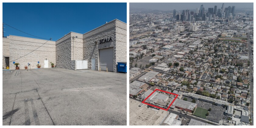 Big Baller Warehouse Brand in the center of Los Angeles Hot Property