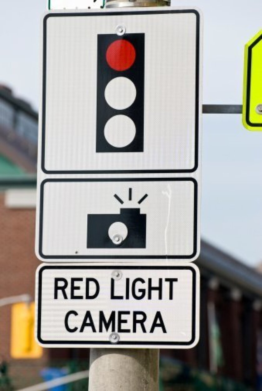 San Diego's red light cameras have an uncertain future.