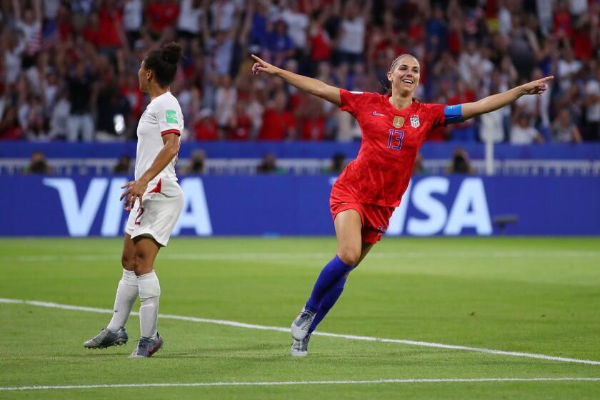 ¡Estados Unidos, a la Final!