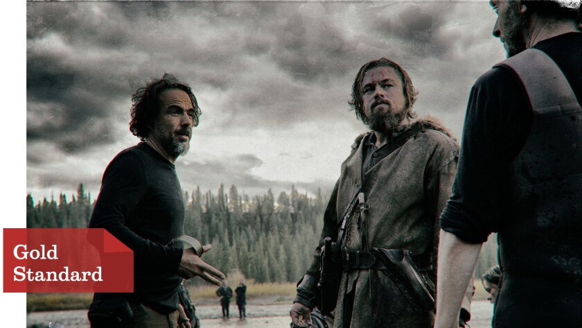 """Alejandro G. Inarritu could win his second straight directing Oscar for """"The Revenant"""""""