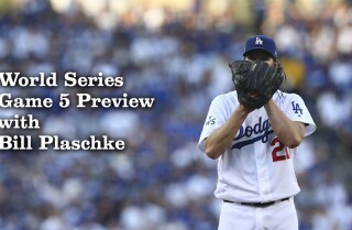 Bill Plaschke on Clayton Kershaw taking control of Game 5