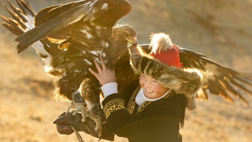 'The Eagle Huntress'