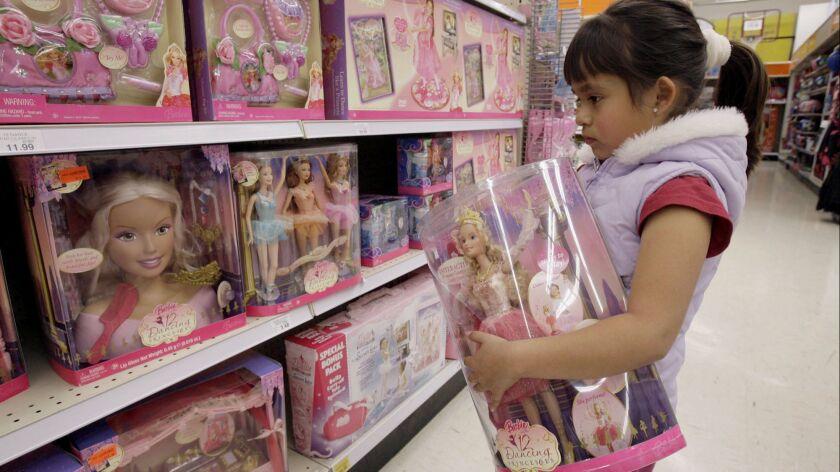 AP F CA USA Earns Mattel