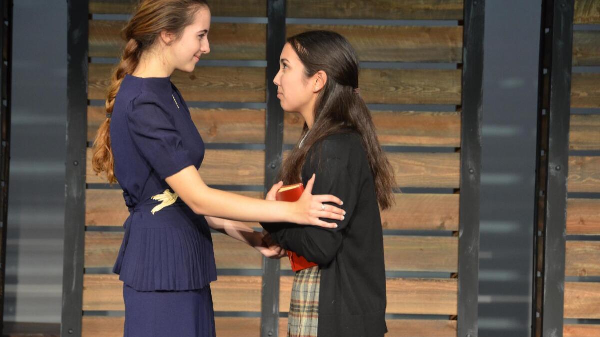 Estancia High play offers cast a deeper understanding of the