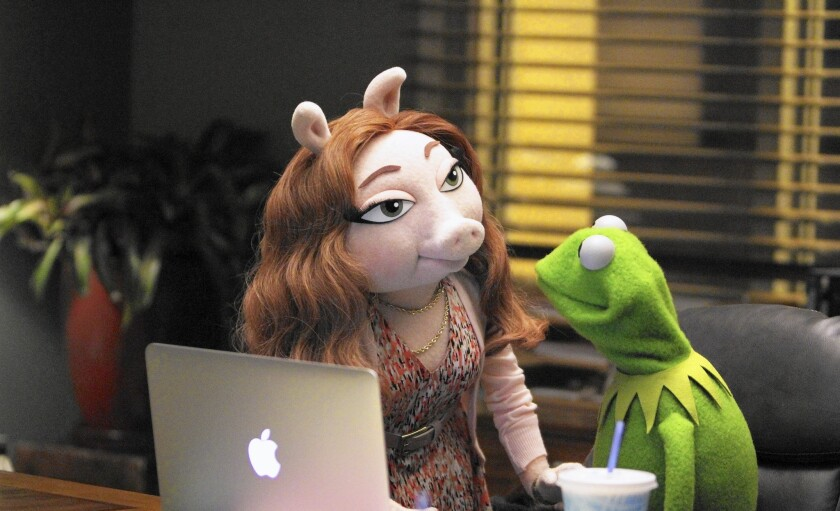 Review: Sex, drugs and 'The Muppets': a little strange