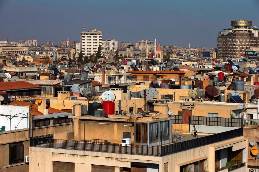 Syria daily life