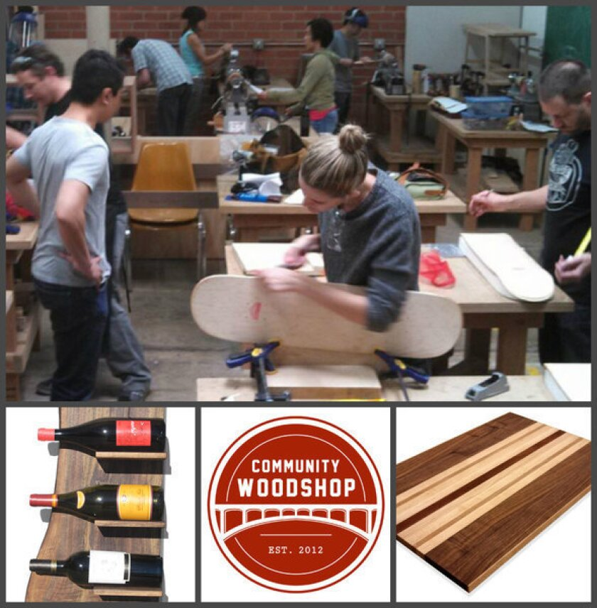 Gift pick No. 21: Community Woodshop for the DIYer