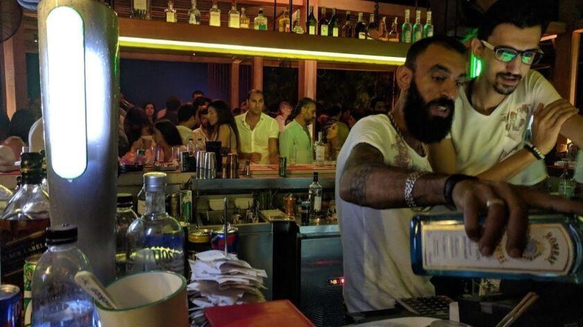 Egypt's summertime escape: White sand beaches and designer