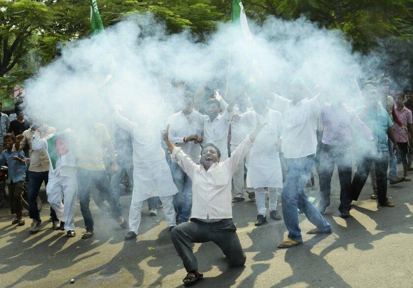A big setback for India's Narendra Modi