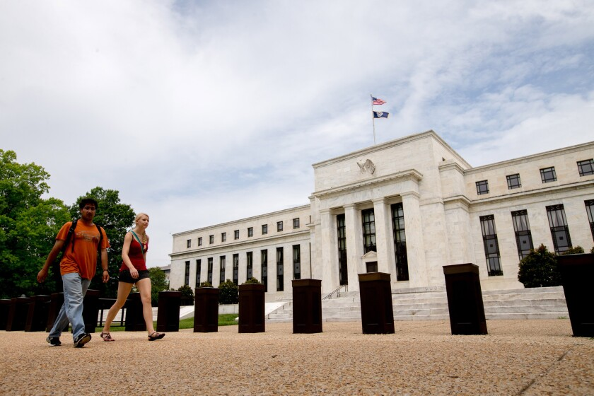 The stranger-than-fiction story of how the Fed was really created