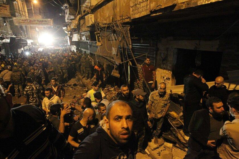 Lebanon bombings