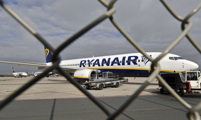 Ryanair has been mired in labor conflicts for months, and the firing came just before five European government ministers warned Ryan to respect local labor laws