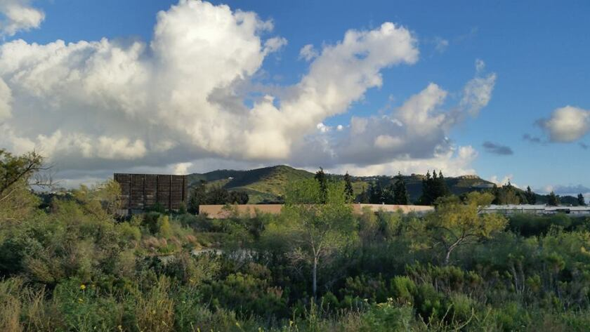 Santee's Walker Preserve Trail next to the San Diego River is one of the city's local open space gems.