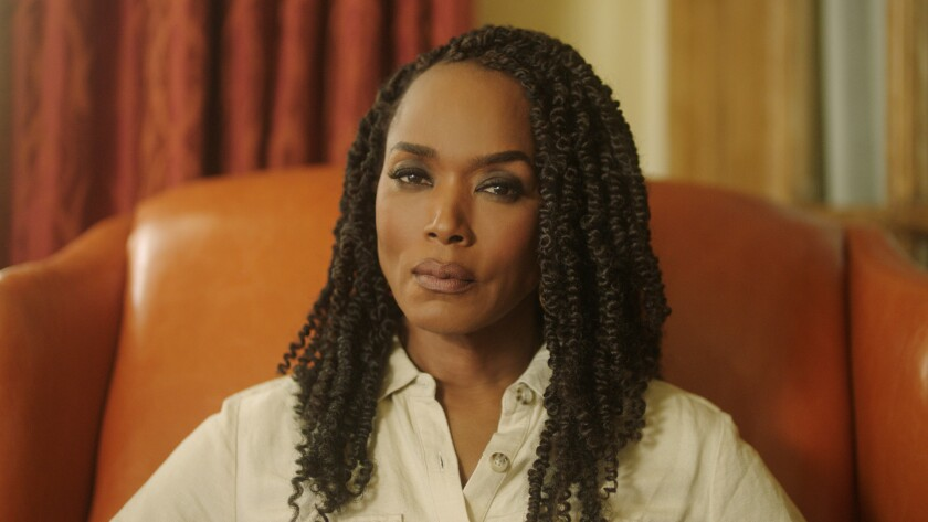 "Angela Bassett in ""Between the World and Me"" on HBO."