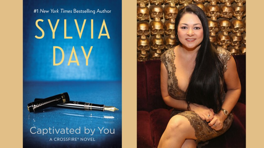 Sylvia Day, Captivated By You
