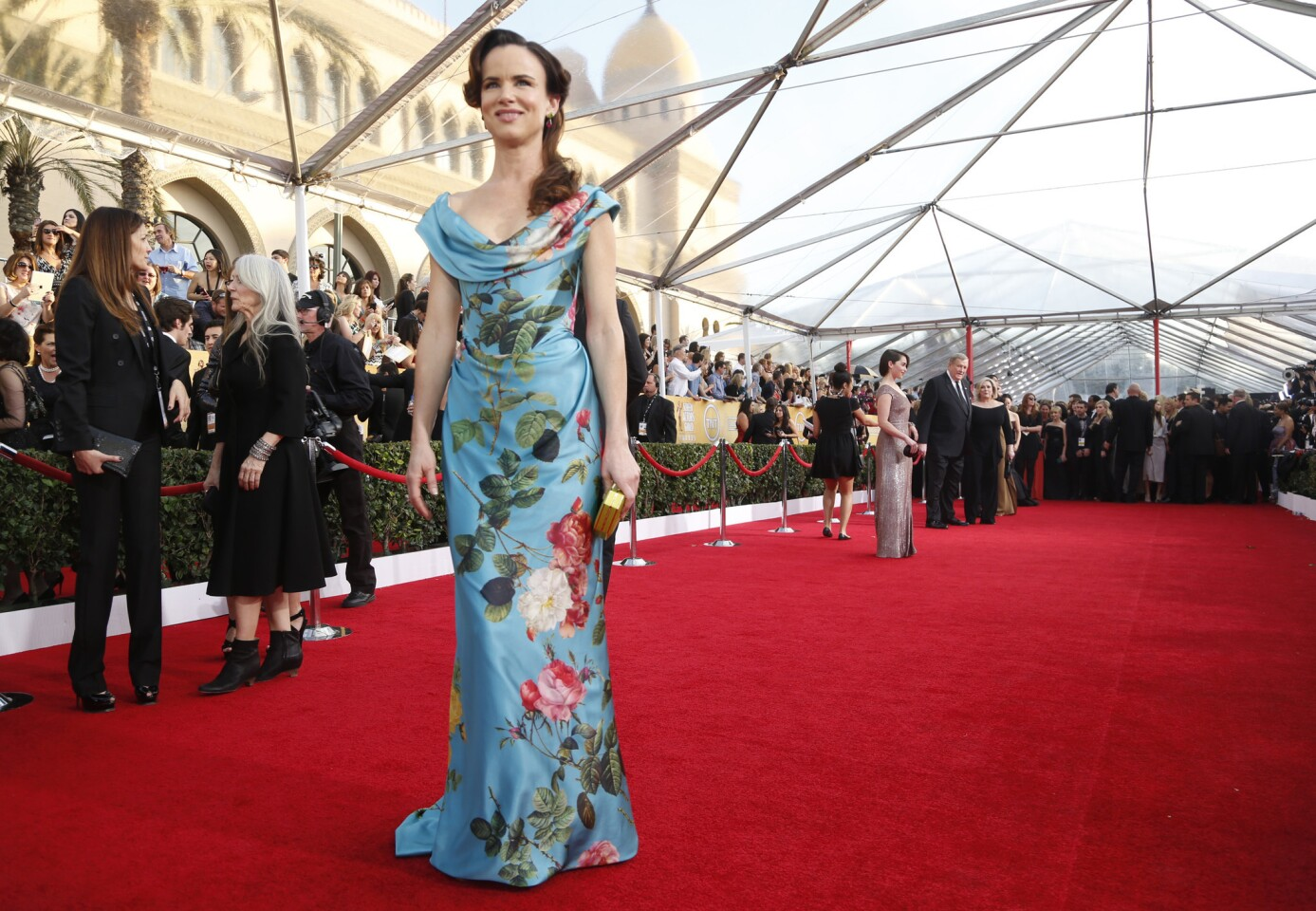 Juliette Lewis at the 20th Screen Actors Guild Awards.