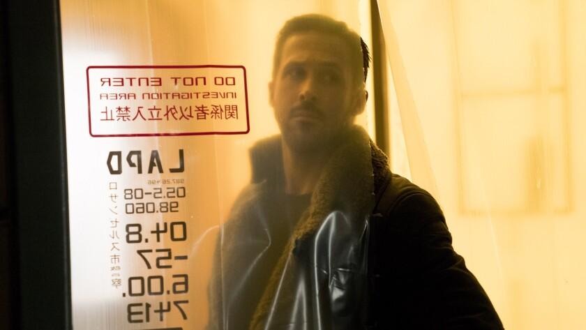 """Ryan Gosling in """"Blade Runner 2049."""""""