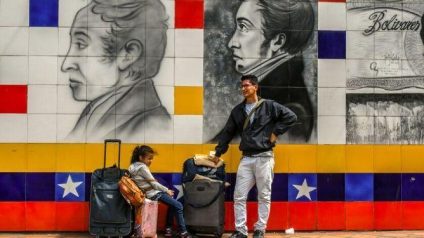 El Cono Sur ha sido durante los últimos años uno de los destinos principales de la diáspora venezolana que busca escapar de la crisis económica, social y política que sufre el país caribeño.