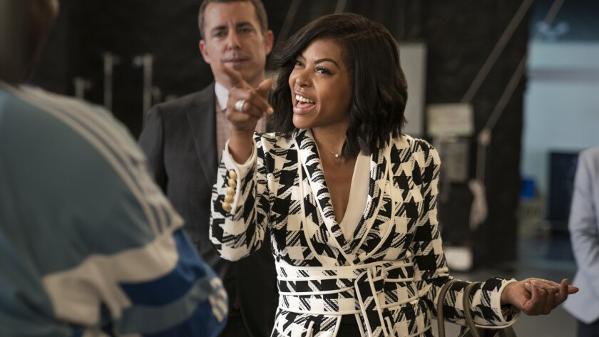 "Taraji P. Henson in ""What Men Want"" movie from Paramount Pictures and Paramount Players."