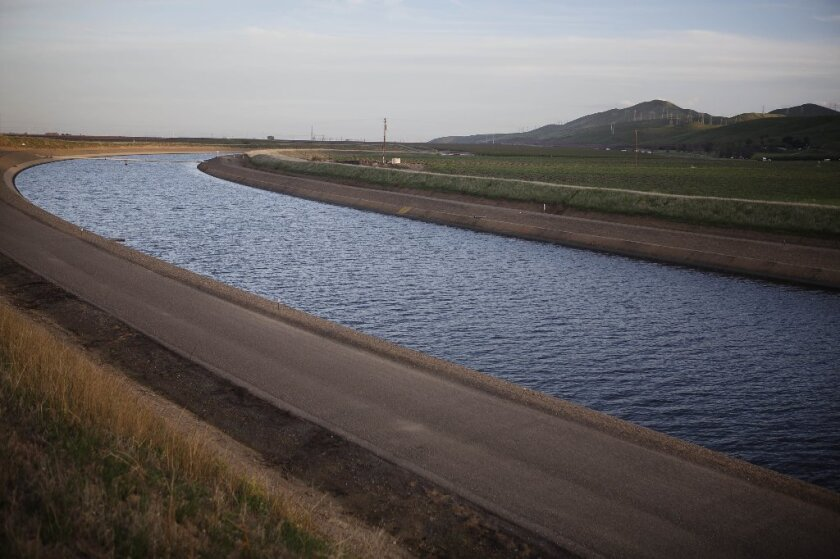 State Water Project to make small deliveries this year