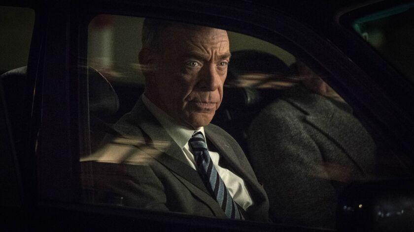 "Oscar winner J.K. Simmons stars in the new sci-fi drama ""Counterpart"" airing on Starz"