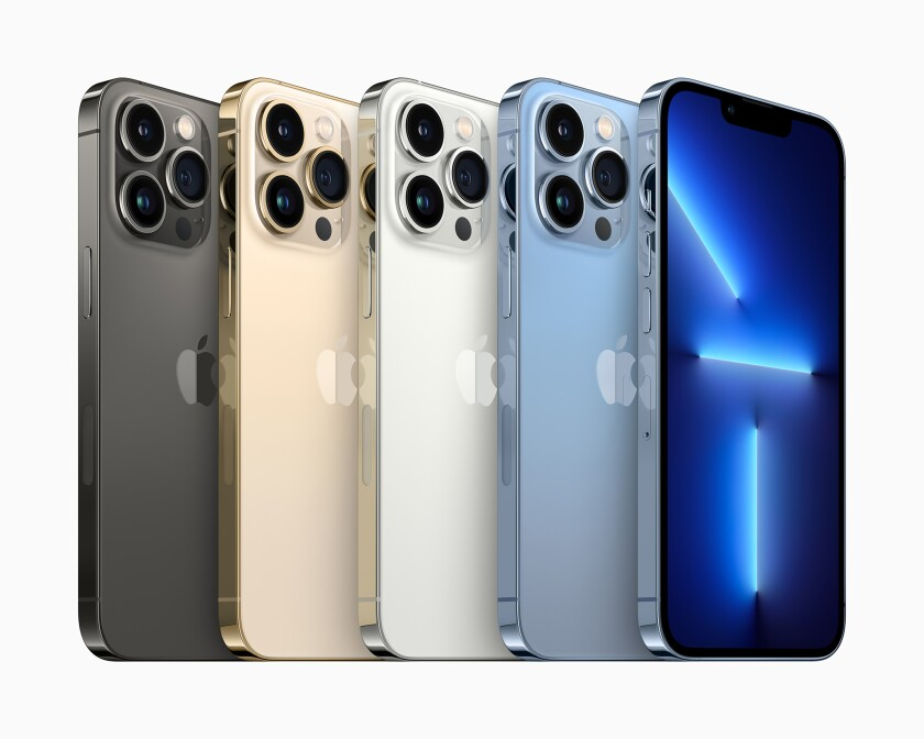 Apple's iPhone 13