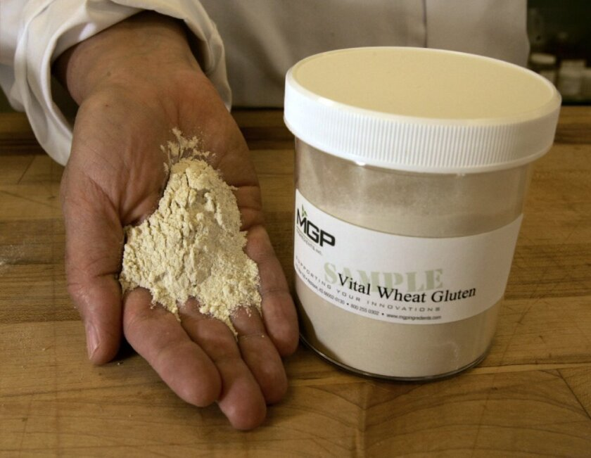 Wheat gluten is used in many foods, including baked goods. People with celiac disease cannot eat gluten.