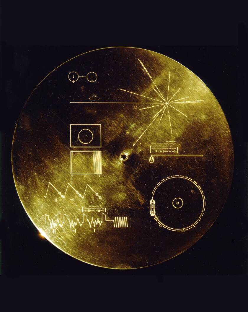 """Voyager's """"Sounds of Earth"""""""