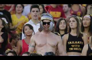 Bill Plaschke's Wakeup Call: USC football's downfall has no end in sight