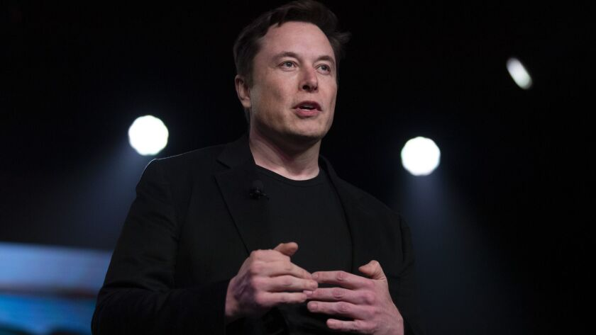 """Among other things, Elon Musk said on Twitter that he's selling """"almost all"""" of his physical possessions and won't own a house."""
