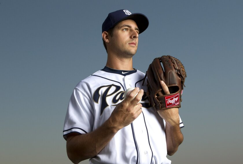 Right-hander Donn Roach is hoping the sinker is his ticket to major leagues. Earnie Grafton • U-T
