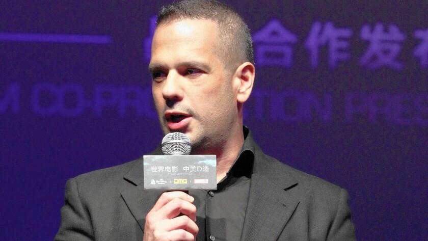 DMG Entertainment CEO Dan Mintz in Taiwan deal