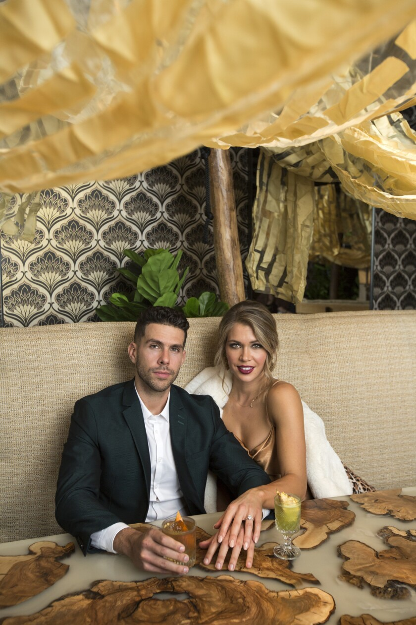 Krystal Nielson & Chris Randone