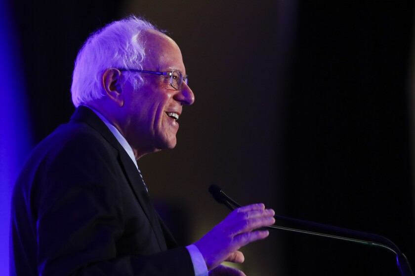 Bernie Sanders in South Carolina