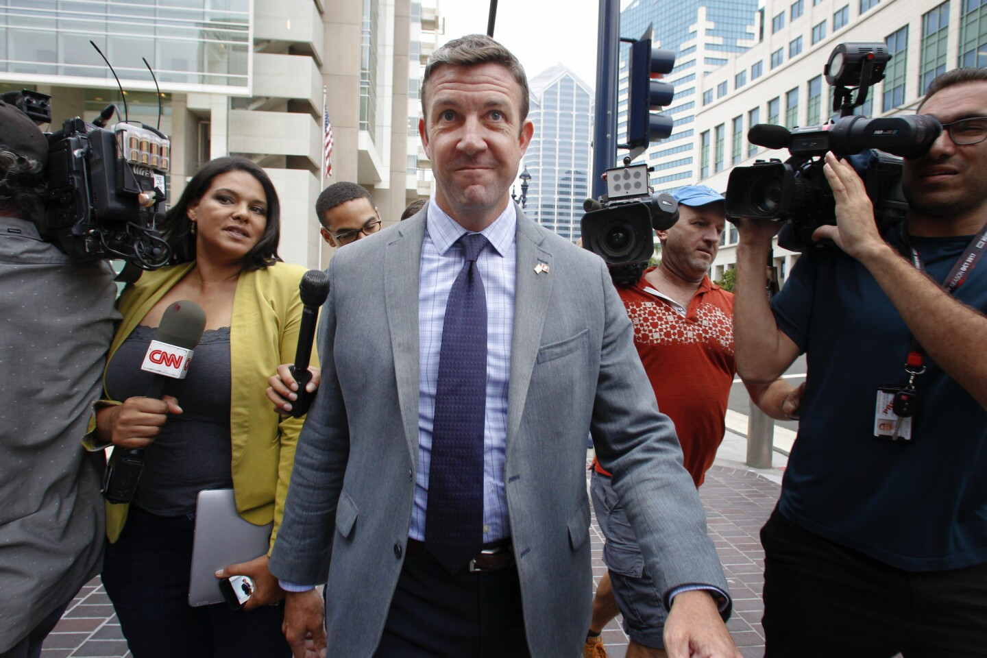 Rep. Duncan Hunter 60-count indictment