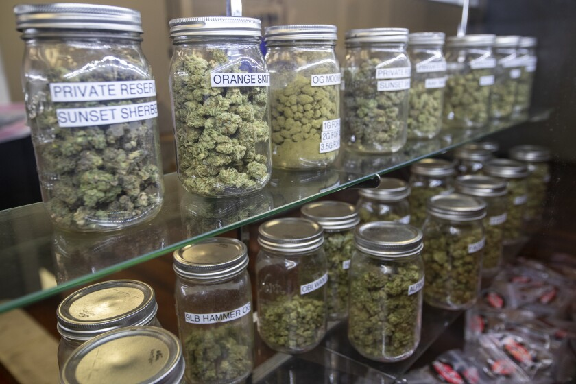Some lawmakers think the state can do more to keep marijuana out of the hands of minors.