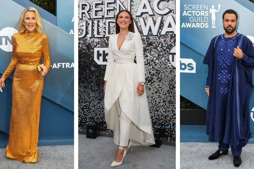 SAG Awards 2020: Hits and misses