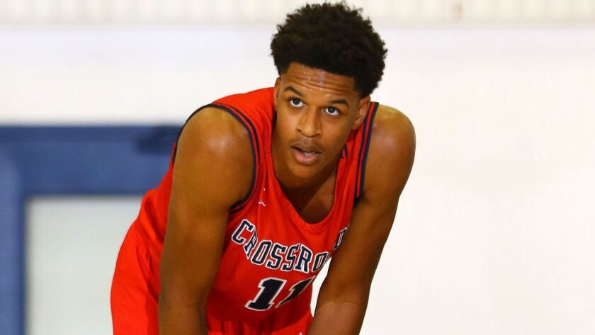 Shareef O'Neal is expected to make his debut for the Bruins this season.
