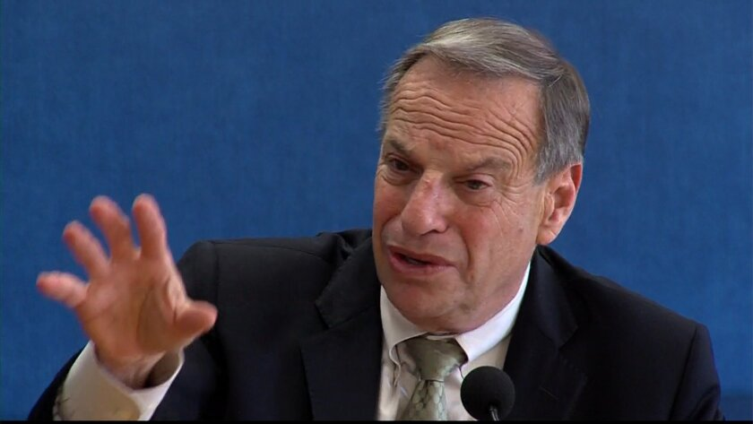Mayor Bob Filner at a news conference in late June.