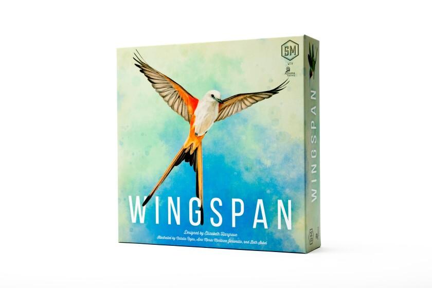 Boardgame: Wingspan